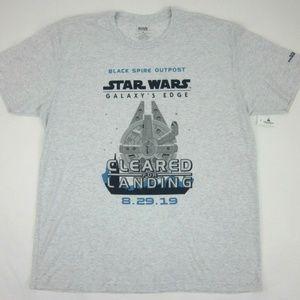Disney Star Wars Galaxy's Edge Opening Day Passhol